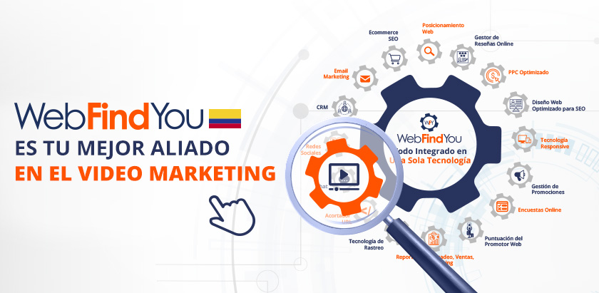 WebFindYou Colombia es tu Mejor Aliado en el Video Marketing