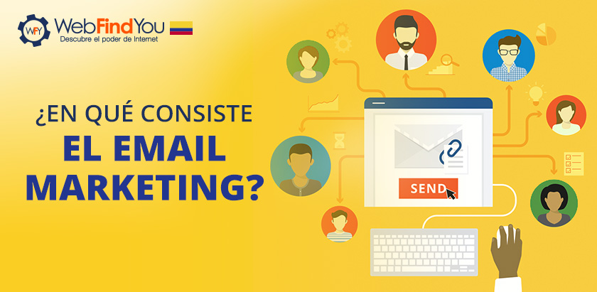En qué consiste el Email Marketing