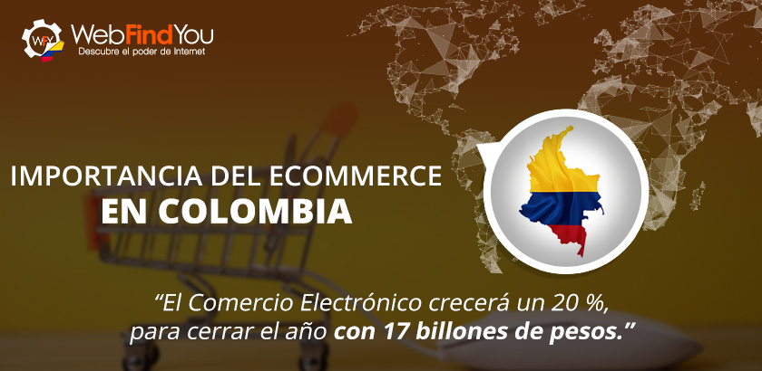 Importancia del Ecommerce en Colombia