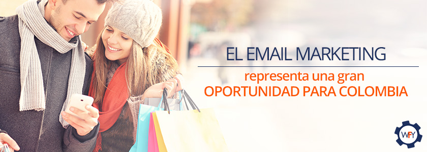 Email Marketing personas Colombia
