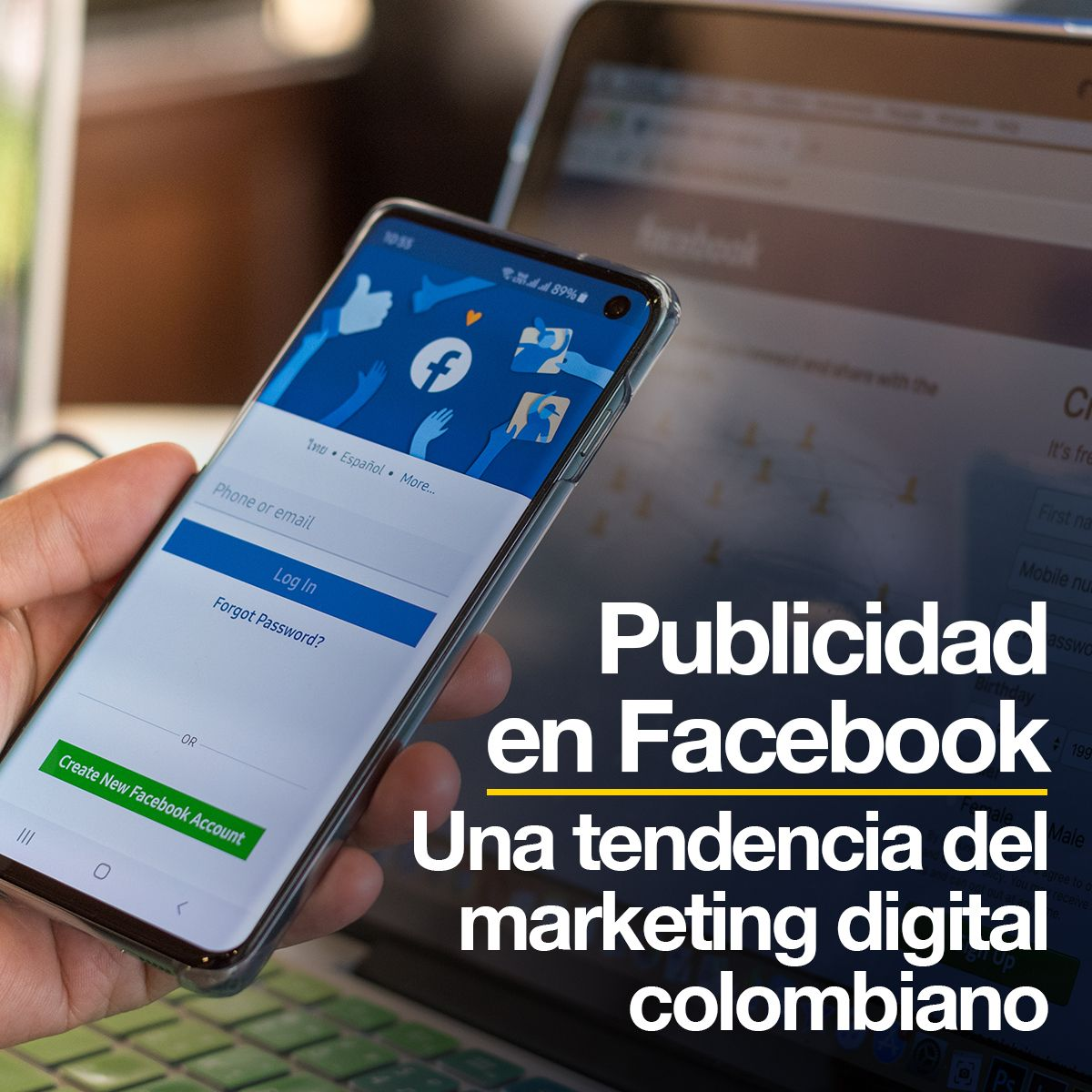 Publicidad en Facebook Una tendencia del marketing digital colombiano